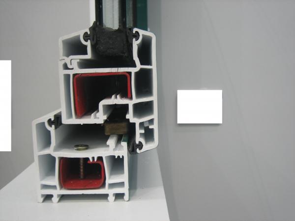 Profil pvc pour fen tre 60 manufacturer cloud for Profil pvc pour fenetre