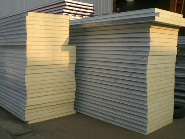 panneau de chambre froide en acier pr enduit yuyan. Black Bedroom Furniture Sets. Home Design Ideas