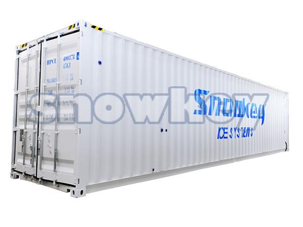 Refroidisseur d 39 eau en container syst me de for Container en francais